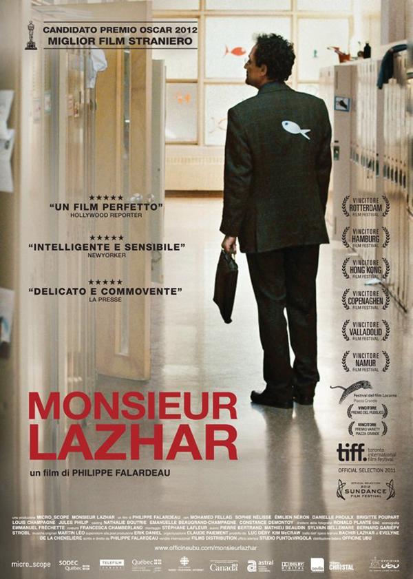 MONSIEUR LAZHAR - Officine UBU