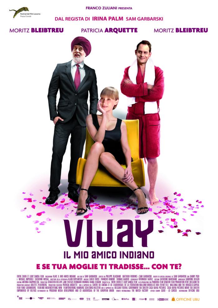 Vijay Il mio amico indiano - Officine UBU