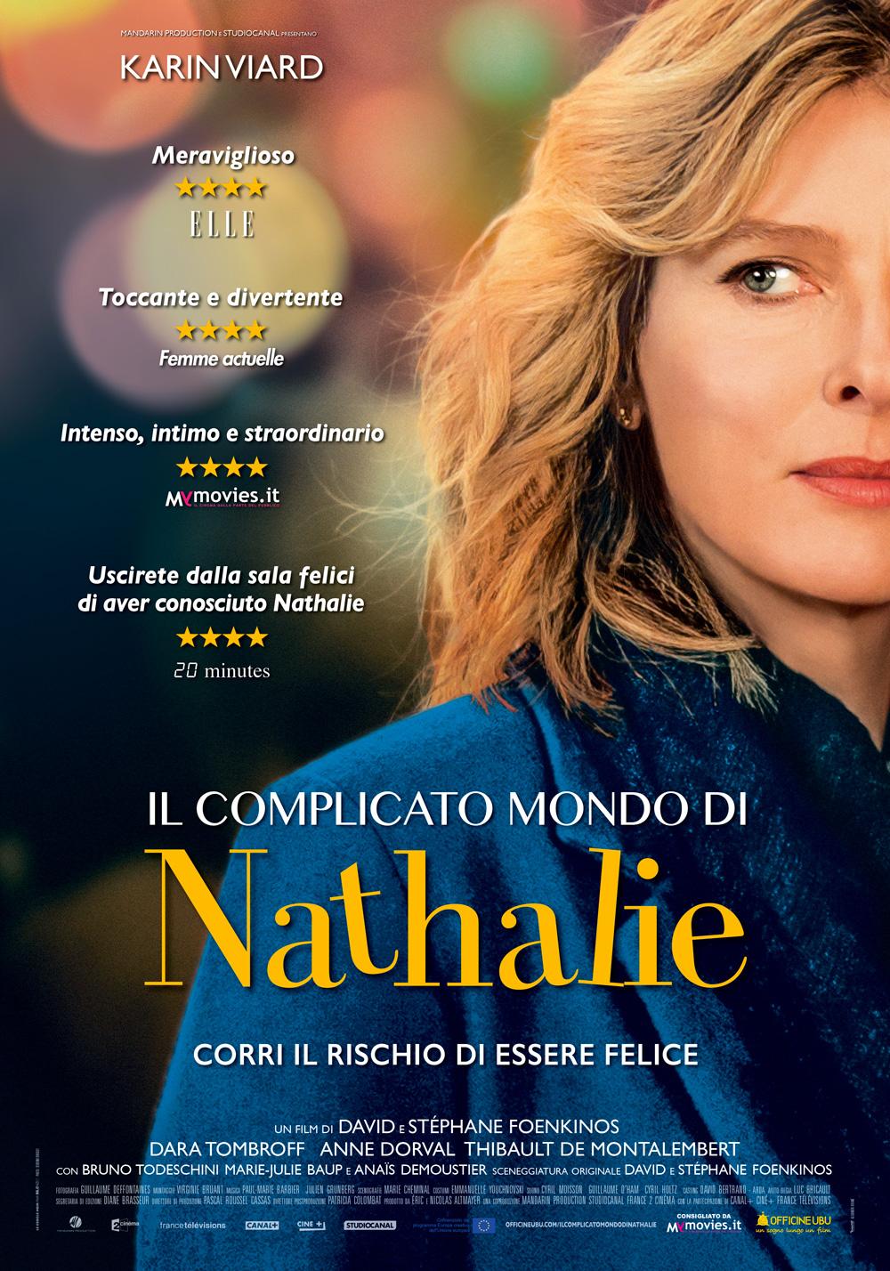IL COMPLICATO MONDO DI NATHALIE - OFFICINE UBU